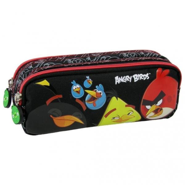 Piórnik, kosmetyczka DZ Angry Birds 10 DERFORM