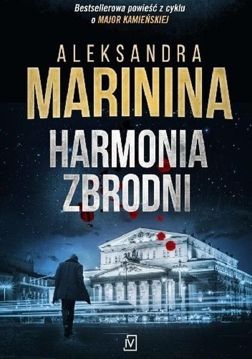 Harmonia zbrodni Marinina Aleksandra