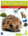 Przyroda z pomysłem 4 Podręcznik część 2 szkoła podstawowa Depczyk Urszula, Sienkiewicz Bożena, Binkiewicz Halina