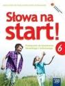 Słowa na start 6 Podręcznik do kształcenia literackiego i kulturowego z płytą CD