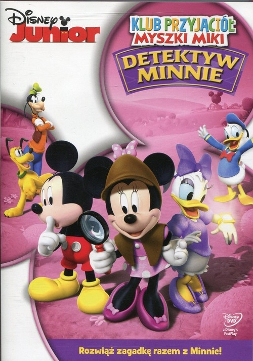 Klub Przyjaciół Myszki Miki Detektyw Minnie