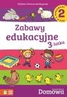 Zabawy edukacyjne 3-latka 2