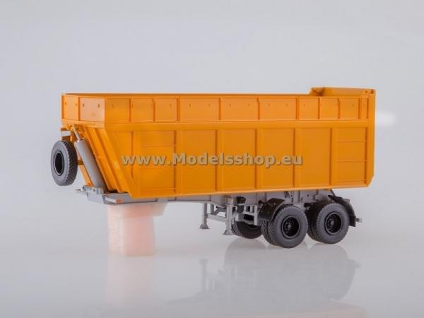 MAZ-9506-30 Dumper Trailer (yellow) (AI7018)