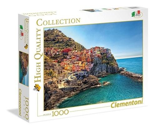 Puzzle High Quality Collection Tuscany Manarola 1000