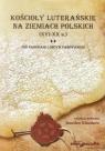Kościoły luterańskie na ziemiach polskich XVI-XX w Tom 2