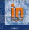 In English Pre-Inter Class Audio CD