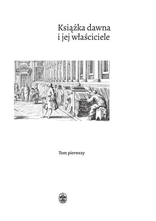 Książka dawna i jej właściciele