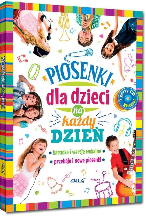 Piosenki dla dzieci na każdy dzień Red Octopus Music, Konopnicka Maria, Noskowski Zygmunt, Rusow Malwina Magdalena, Pietras Krzysztof