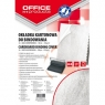 Okładki do bindowania Office Products A4 kartonowa 100 sztuk