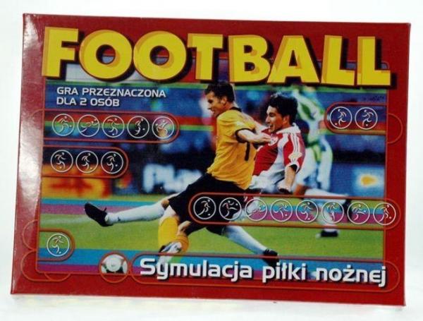 Gra - Football. Symulacja piłki nożnej SAMO-POL