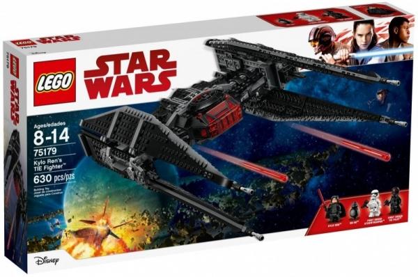 Lego Star Wars: Myśliwiec TIE Kylo Rena (75179)