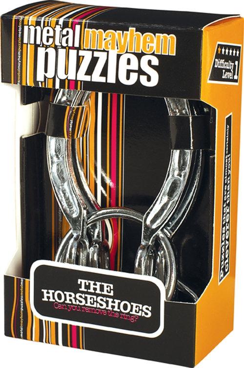 Łamigłówka metalowa The Horseshoes