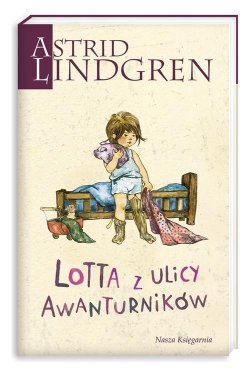 Lotta z ulicy Awanturników Lindgren Astrid