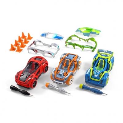 Modarri Dlux 3-pak samochodów