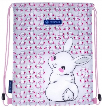 Worek na obuwie AD1 Sweet Bunny ASTRA