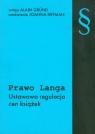 Prawo Langa Ustawowa regulacja cen książek Grund Alain, Hetman Joanna
