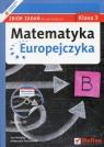 Matematyka Europejczyka 3 Zbiór zadań z płytą CD
