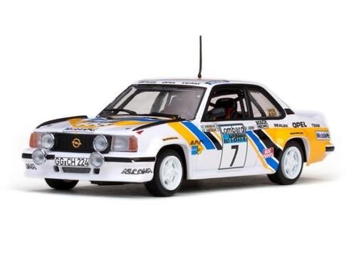 VITESSE Opel Ascona 400 #7 A. Kulläng