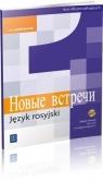 Nowyje wstrieczi 1 Zeszyt ćwiczeń Zakres podstawowy Kurs dla początkujących Zybert Mirosław, Dąbrowska Halina