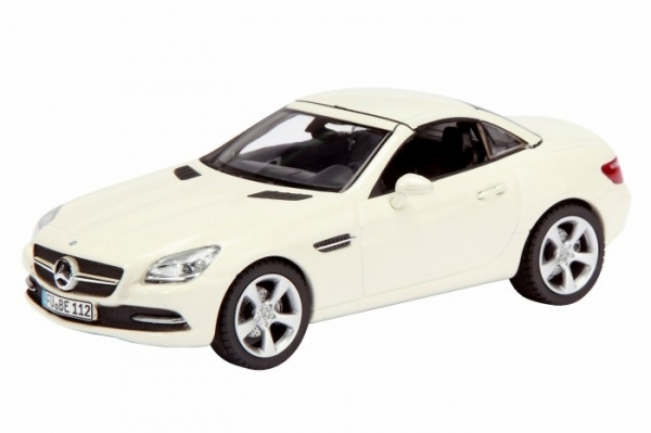 SCHUCO Mercedes-Benz SLK -Klasse (white)