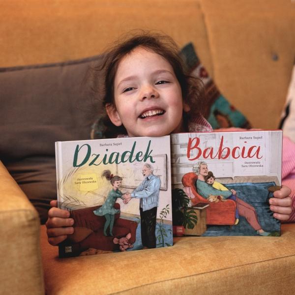 Rodzina - Dziadek Supeł Barbara