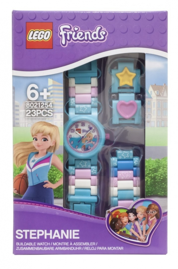 Zegarek LEGO®: Friends - Stephanie (8021254)