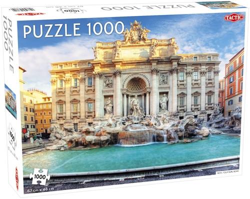Puzzle Fontanna di Trevi - Rzym 1000 el /56752/