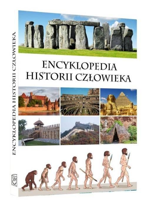 Encyklopedia historii człowieka Rudź Przemysław