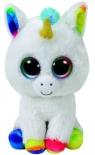 Maskotka Beanie Boos Pixy - Biały Jednorożec 15 cm (36852)