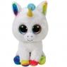 Beanie Boos: Pixy - maskotka Biały Jednorożec, 15cm (36852)