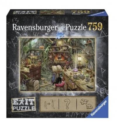 Puzzle 759: EXIT - Kuchnia Czarownicy (199525)