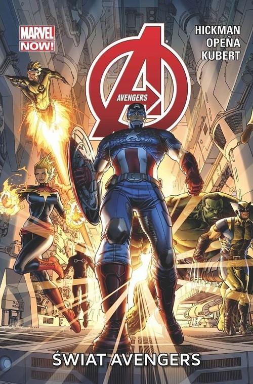 Avengers Tom 1 Hickman Jonathan