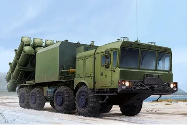 Plastikowy model do sklejania Russian SSC-6/ 3K60 BAL-E Def.System (01052)