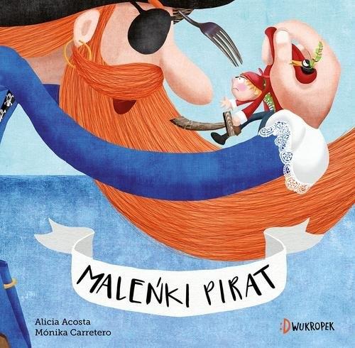 Maleńki pirat Acosta Alicia