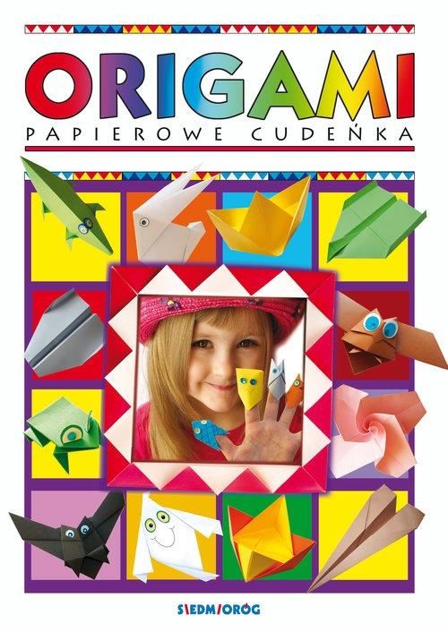 Origami Papierowe cudeńka Grabowska-Piątek Marcelina
