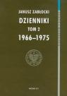 Dzienniki 1966-1975 Tom 2