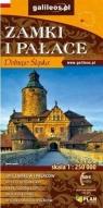 Zamki i pałace Dolnego Śląska 1:250 000 w.2020