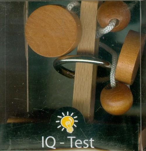 IQ-Test Puzzle Uwolnij pierścień 2
