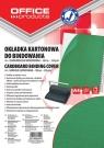 Okładka do bindowania Office Products A4 kartonowa 100 sztuk