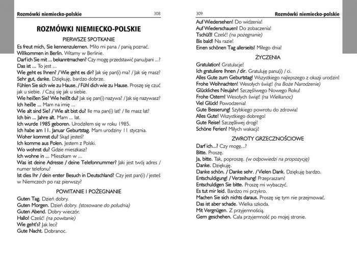 Słownik niemiecko-polski, polsko-niemiecki 3w1 - wydanie kieszonkowe Katarzyna Knapik, Marta Książkiewicz, Anna Lichacz, Anna Rabenda, Michał Sołtys