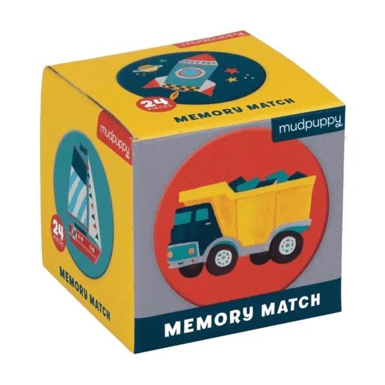 Mudpuppy, Mini Memory - Środki transportu (MP47526)