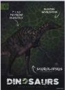Wkład do segregatora A5 Dinozaur Saurolophus