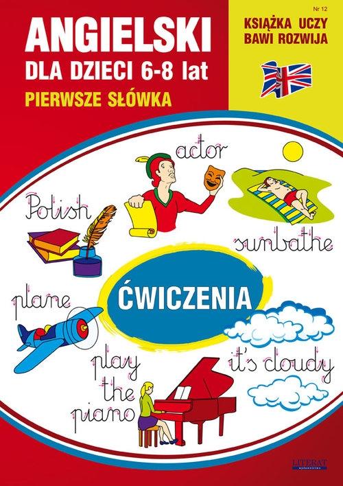 Angielski dla dzieci Zeszyt 12 Ostrowska Monika