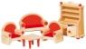 Salon do domu dla lalek (GOKI-51952)