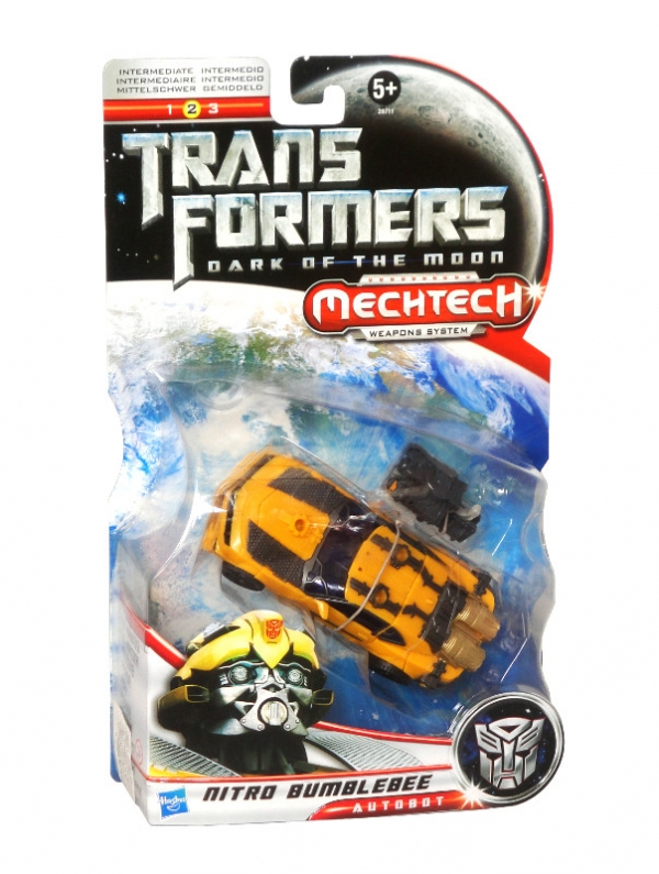 Transformers Mechtech Delux