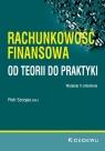 Rachunkowość finansowa od teorii do praktyki (Uszkodzona okładka) Piotr Szczypa