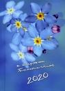 Kalendarz 2020 z ks Twardowskim Kwiatek Grzybowski Marian