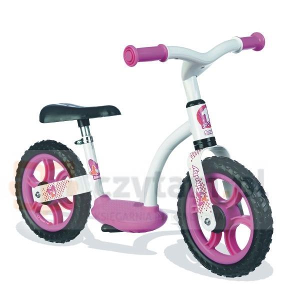 SMOBY Rowerek biegowy Girl (760045052)
