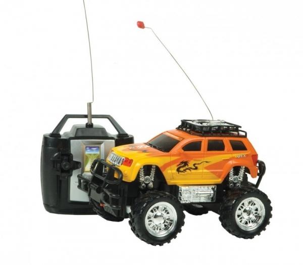Monster truck z pakietem (02252)