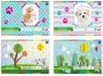 Zeszyt papierów kolorowych A4/10 kartek